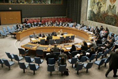 UN Security COuncil meeting on Western Sahara (Oct 31, 2006)
