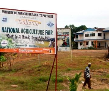Liberia National Agriculture Fair 2007