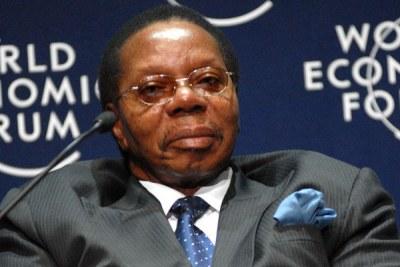 Malawi's President Bingu wa Mutharika.
