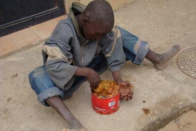 Enfant de la rue Dakar