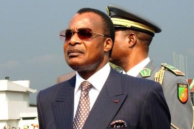 Le Président Denis Sassou Nguesso de la République de Congo accueille ses pairs africains dans le cadre du Forum Forbes Afrique 2013, les 23 et 24 juillet à Brazzaville