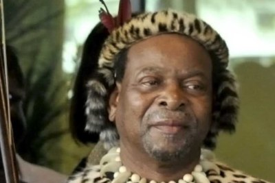 King Goodwill Zwelithini (file photo).