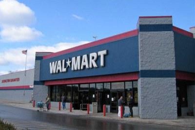Wal-Mart, Texas.