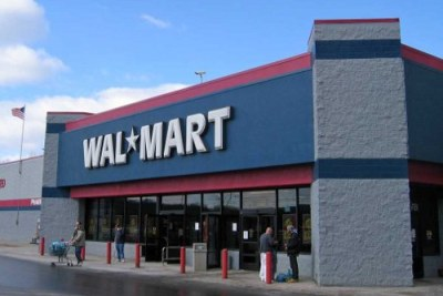 Walmart store in Laredo, Texas.