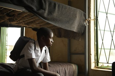 For Lazarus, it wasn't the World Cup that drew him to South Africa but the chance to get an education (file photo).