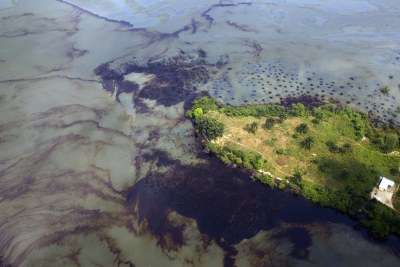 Polluted water in Ogoniland: The oil industry has been key to the economy for more than 50 years, but Nigerians have paid a high price.