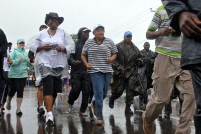 Journey to the Finish Line: Liberia's 2011 Marathon