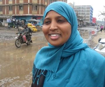 Leaving the Netherlands for Somalia