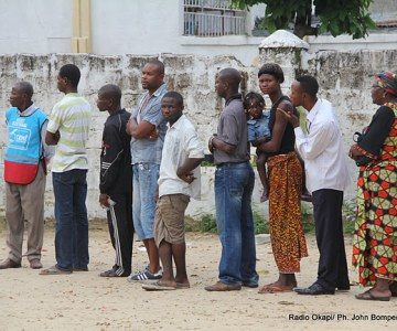 DRC Elections