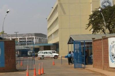 Tribunal pénal international pour le Rwanda (TPIR) à Arusha