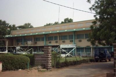 Ministère de la Justice, Garde des Sceaux ravagé par un incendie criminel