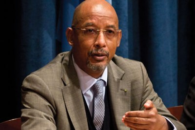 Ibrahim Mayaki, CEO de l'Agence du NEPAD