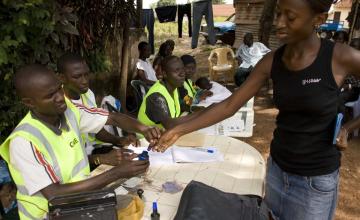 Guinea Bissau Votes