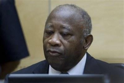 Laurent Gbagbo à la CPI