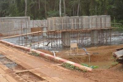 A l'image du barrage hydroélectrique de Memve'ele du Cameroun, les travaux de celui de Lom Pangar devront bientôt débutés