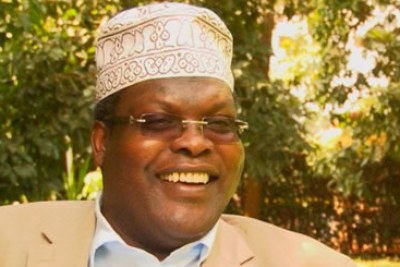 Miguna Miguna claims in his book that he has evidence to link Prime Minister Raila Odinga and other leaders to post-election violence and corruption (file photo).