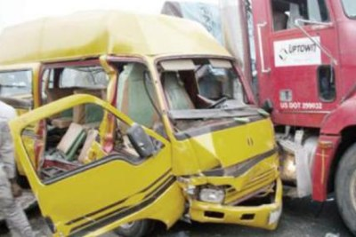 Multiple motor accident (File Photo).