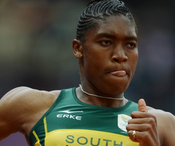 Caster Semenya's Moments of Olympics Glory