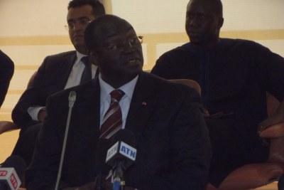 M. Tiémoko Meyliet Koné, gouverneur de la BCEAO
