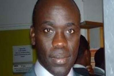 Cheikh Yérim Seck journaliste sénégalais et administrateur du site Dakaractu.com