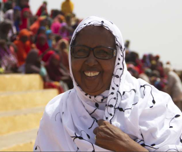 La distinction Nansen pour les réfugiés a été attribuée à la Somalienne Hawa Aden Mohamed