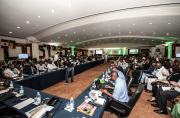 Delegates discuss the future of the media industry, and ways...