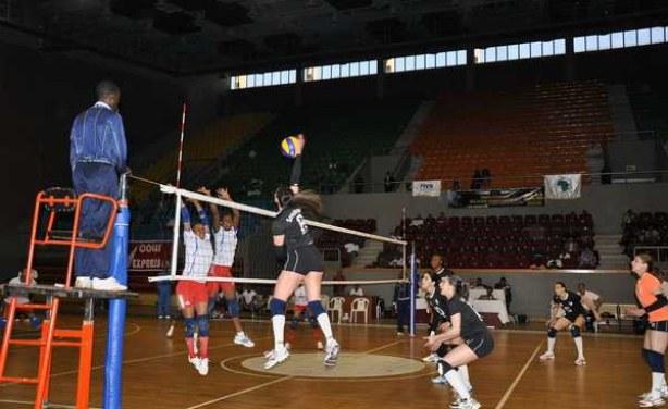Coupe d 39 afrique des clubs dames de volley ball madagascar - Coupe africaine des clubs ...