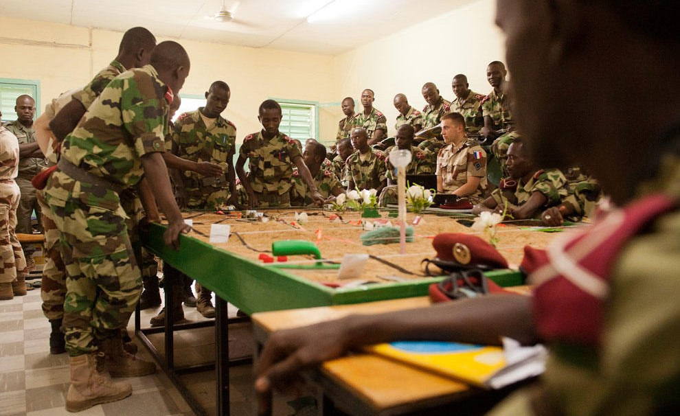 Chad: New Challenges for Chad's Army