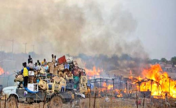Image result for images of violence in wajir