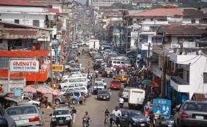 Porous Borders a Concern for Liberian Authorities