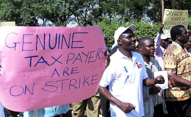 Image result for teachers strike kenya
