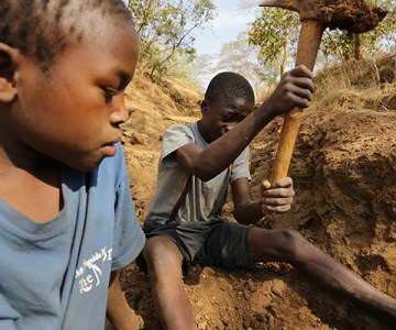 Tanzania: Hazardous Life of Child Gold Miners