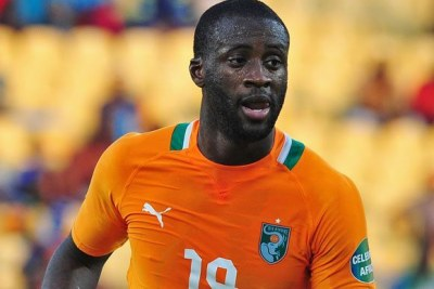 Yaya Toure is in the frame to win a fifth straight African Player of the Year award.