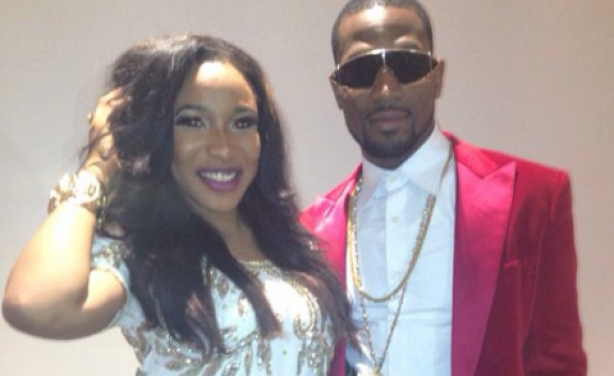 Who is tonto dikeh dating