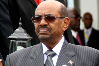 L'ex-président soudanais, Omar el-Béchir