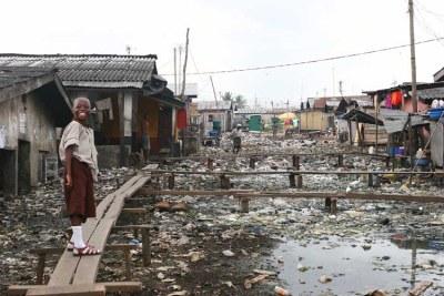 Pauvreté massive, chômage tuant des Nigérians