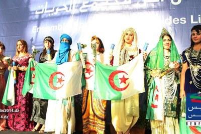 Electoral campaign in Algeria