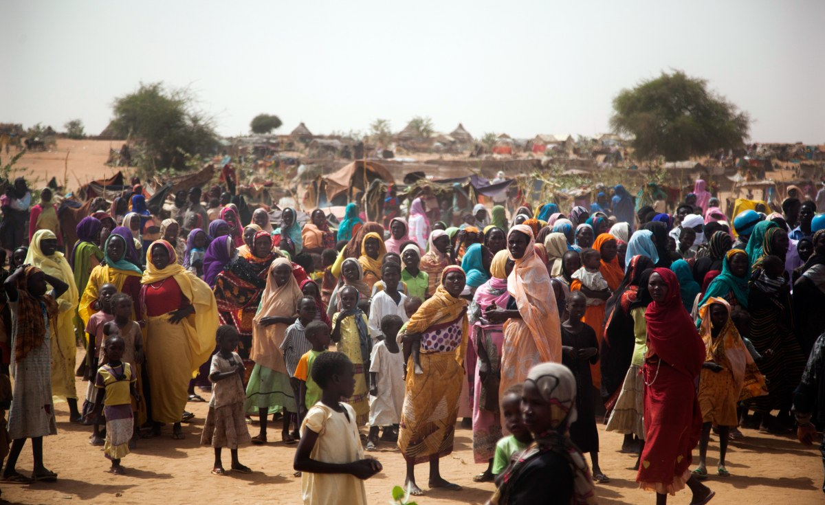 Darfur Welcomes Decision to Tranfer Sudan's Al-Bashir to the ICC
