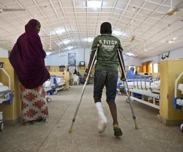 Nigéria - Les victimes du conflit