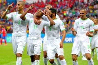 Après une brillante participation à la Coupe du monde Brésil 2014, l'Algérie garde le même tempo en Afrique en étant le premier pays à se qualifier pour la CAN 2015 au Maroc