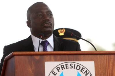 Le président la RDC est beaucoup attendu sur le débat d'une probable modification de la constitution actuellement en cours dans son pays