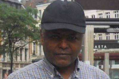 Ethiopian British opposition leader, Andargachew Tsige.