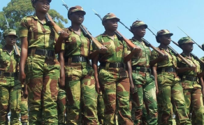 New Law Bans Soldiers From Marrying Each Other in Zimbabwe