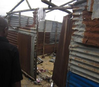 Erosion From Rising Seas Plagues Monrovia's Poorest Communities