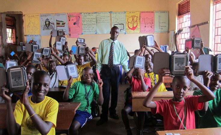 Kenya E Readers Transform Learning In A Nairobi School
