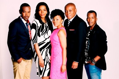 Generations: The Legacy cast.
