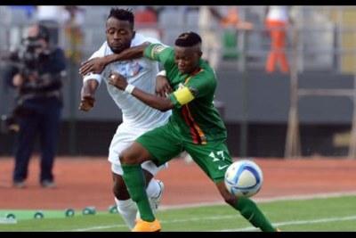 CAN 2015 - La défense zambienne annule la puissance congolaise (1-1)