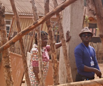 Ebola - January in Sierra Leone