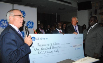 GE Partners with Ghanaian Universities on Capacity Development