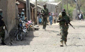 Nigerian Army Discover Mass Grave in Damasak